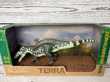 Terra Dinosaur- Acrocanthosaurus Atokensis Figure Carnivore Therapod