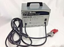 Clarke American Lincoln 40520A Battery Charger 24v for Clarke Floor Scrubbers