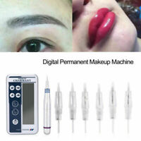 Permanent Makeup Tattoo Machine kits PRO Digital Eyebrow Lip Pen Tattoo US