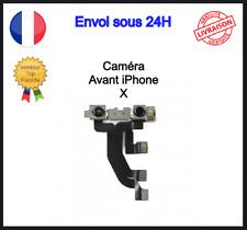 Caméra Avant Facetime Iphone X Appareil Photo Frontale Capteur Proximité