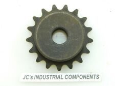 """Sprocket   35 pitch   17 tooth   1/2"""" bore   Martin  35B17"""