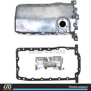 Engine Oil Pan & Gasket for 98-03 VW Beetle Golf Jetta 1.9L 2.0L 038103603N⭐⭐⭐⭐⭐