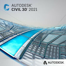 Autodesk Civil 3D 2021 | 2 PC | MultiLanguage