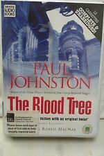The Blood Tree by Paul Johnston: Unabridged Cassette Audiobook (GG2)