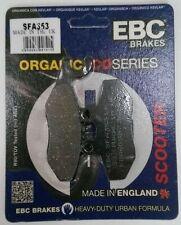 DERBI VARIANT SPORT 50 (2012) EBC organisch vordere Bremsbeläge (SFA353) (1