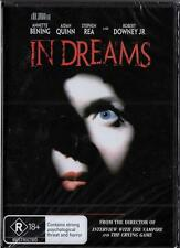 IN DREAMS - ROBERT DOWNEY JR. - NEW & SEALED REGION 4 DVD - FREE LOCAL POST