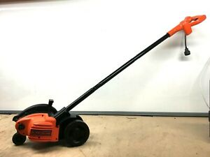 Black & Decker LE750 Corded 2 in 1 Landscape Edger & Trencher, LN