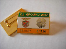a2 BENFICA - CELTIC cup uefa champions league 2008 spilla football calcio pins