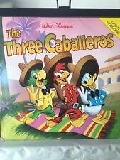The Three Caballeros (Laserdisc CAV)