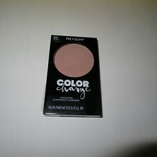 SUDDEN GLOW!  REVLON Color Charge Pressed Highlighter #100
