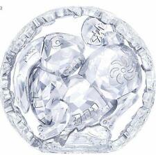 New in Box $599 Swarovski Chinese Zodiac Rabbit Clear Crystal #5136823