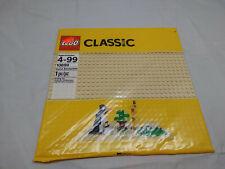 Lego sand baseplate  10699