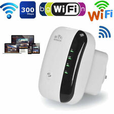 300Mbps WiFi Signal Range Booster Wireless Internet Network Extender  Repeater-Q