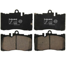 Disc Brake Pad Set Front Federated D870C fits 01-06 Lexus LS430