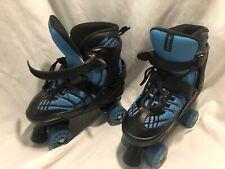 Blue Dbx Rollerskates Size 5-8 Used Once Like # Ilsd2069