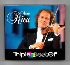 COFFRET 3 CD / ANDRE RIEU - BEST OF / COMPILATION ANNEE 2008