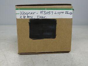 Wagner- PN: # 3057 Back Up Light, Rear, Front *6-Pack* (New w/o Original Box)NOS