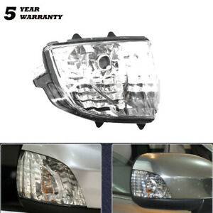 For Volvo XC90 XC70 2007-2014 Right Wing Mirror Light Side Indicator Lamp Lens