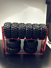 RC Truck Tyre Rack for 1/10 Wheel Rims Beadlock Tire RC4WD SCX10 D90 CC01 F350