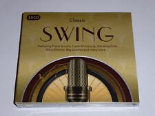 Classic Swing - The Very Best Of Collection: Frank Sinatra, Dean Martin NEW 3 CD
