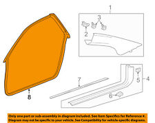 Cadillac GM OEM Interior-Weatherstrip Weather Strip Seal on Body Left 22840439