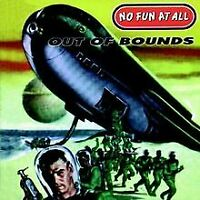 Out of Bounds von No Fun at All | CD | Zustand gut