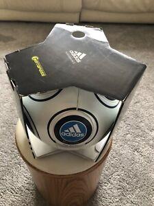 Adidas TerraPass Super Rare Official Match Ball OMB Football Box BNIB Boxed