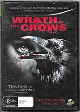 Wrath Of The Crows (DVD, 2014)New(A Monster Pictures Film) Region 4 Free Post