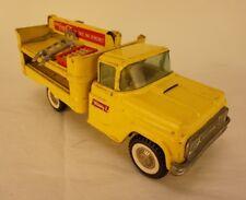 Vintage Buddy L Coca-Cola Tin Litho Truck