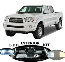 LED Lights for Toyota Tacoma Xenon White LED Interior Package  (5 pieces)