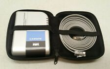Cisco-Linksys WTR54GS Wireless G Travel Router with Speedbooster - case included