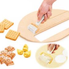 Lattice Embossing Dough Roller Lattice Craft Pie Pizza Cookie Cutter Baking Tool