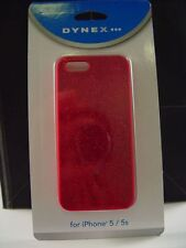 Dynex Glitter Case for Apple iPhone 5 and 5s - Pink (DX-MA5DB27)