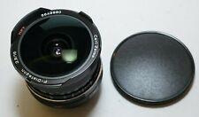 Rollei Rolleiflex Carl Zeiss Germany F-Distagon 16mm f/2.8 HFT Fisheye Lens