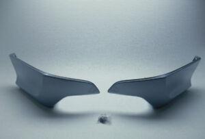 2012-2013 OEM Honda Civic Rear Bumper Lower Spoiler Lip Kit - Coupe Only