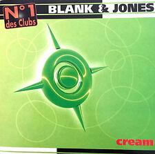 Blank & Jones CD Single Cream - Europe (EX/M)