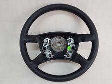 SKODA Fabia MK1 6Y 99-04 Pre Facelift 4 habló Volante Negro 6Y0419091E