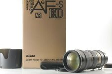 【N MINT w/Box】NIKON AF-S NIKKOR 70-200mm F/2.8G ED VR Zoom Lens From Japan #313