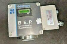 Hersey Bep Balanced Electric Plane, Magnetic Flow Meter