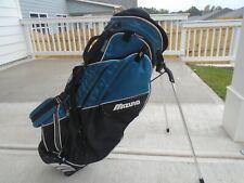 Mizuno Kabuki Golf Lightweight Stand Golf Bag Dual Strap