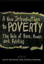A New Introduction to Poverty : The Role of Race, Power, and Politics (1999,...