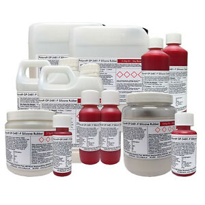 Polycraft GP-3481-F RTV Silicone Mould / Mold Making Rubber Kit Shore A27