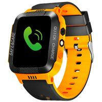 New Children Kids GPS Watch Anti-lost Positioning Tracker Reminder Touch Screen