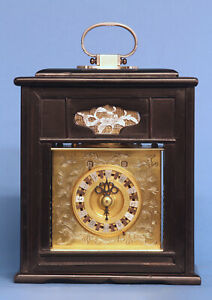 Mid-19th Century Japanese Bracket Clock - Signed.
