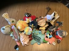 Lot Of 17 Bark Box Plush Dog Toys Squeaky Crinkle~New And Gently Used