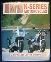 BMW K SERIES MOTORCYCLES MARQUE HISTORY BOOK ROAD TESTS