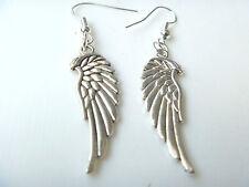 Wholesale12 pair lady angel wings fashion earrings