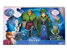 Disney Frozen Deluxe Troll Wedding Set