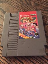 Double Dragon Nintendo Entertainment System NES Cart Works NE4