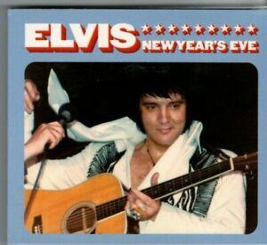 "ELVIS - ""NEW YEAR'S EVE PITTSBURGH 1976""  (RARE '03 LIVE IMPORT 2 CD DIGIPAK)"